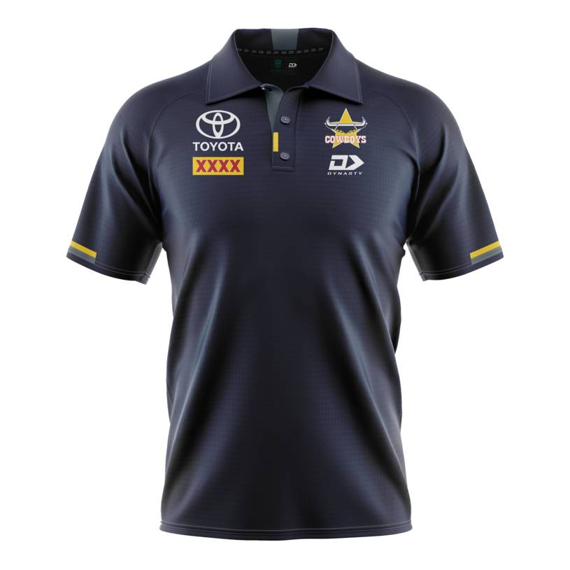 2021 Mens Media Polo-Navy