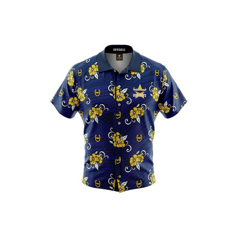 2021 Mens Hawaiian Tribal Shirt0
