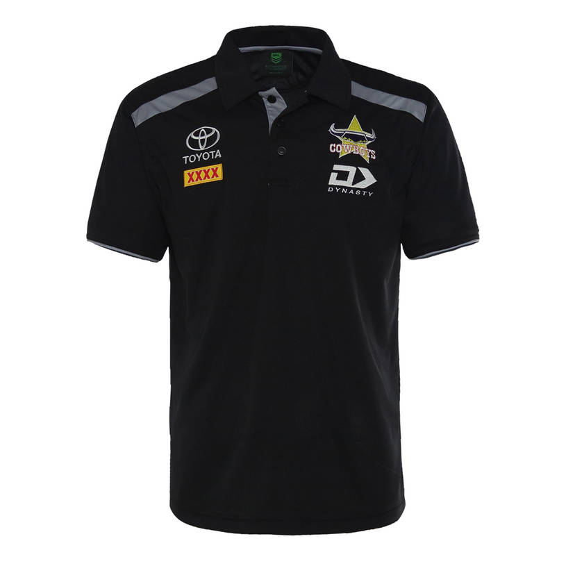 2021 Mens Black Polo0