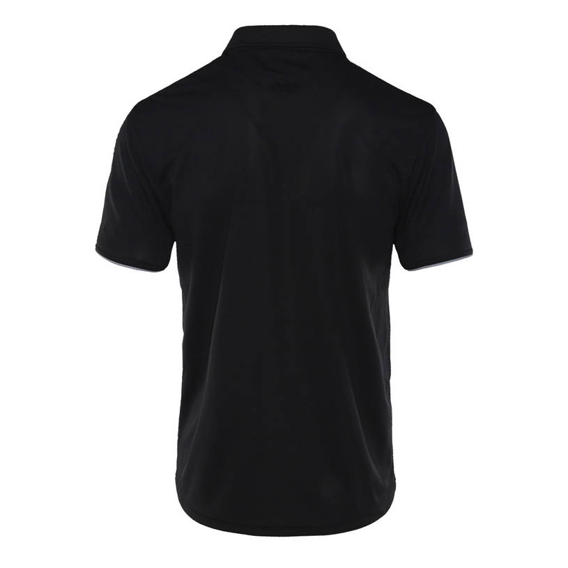 2021 Mens Black Polo3
