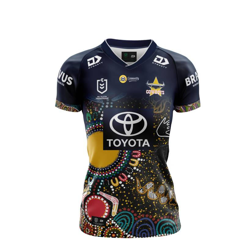 2021 Ladies Indigenous Jersey0