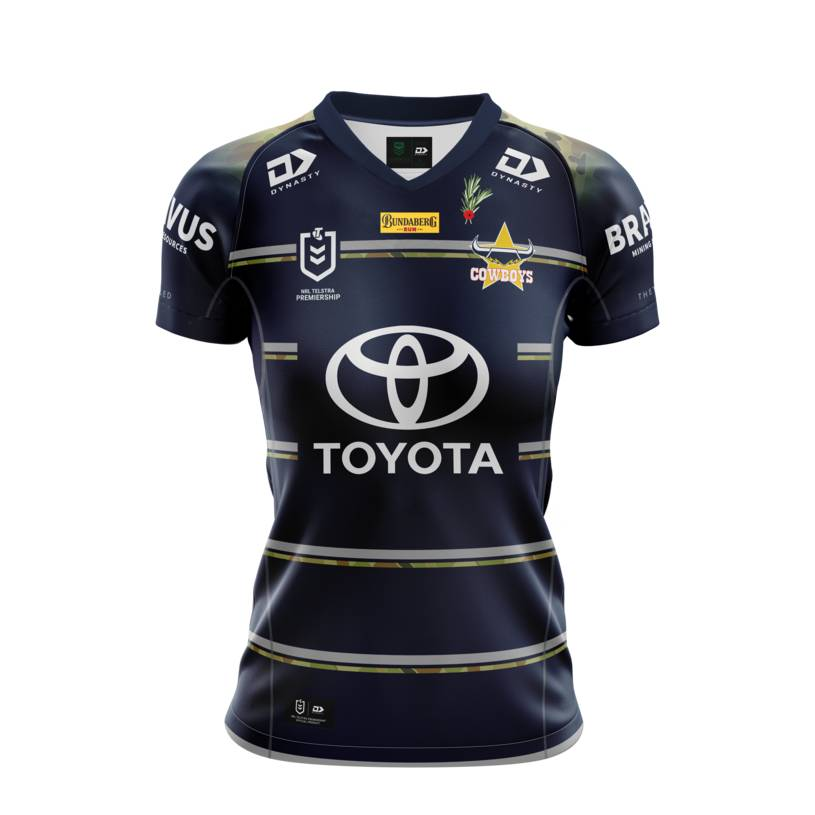 2021 Womens Defence Jersey0
