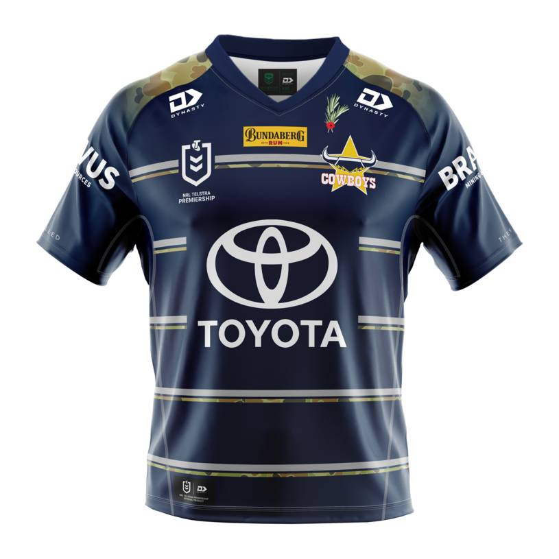 2021 Mens Defence Jersey0