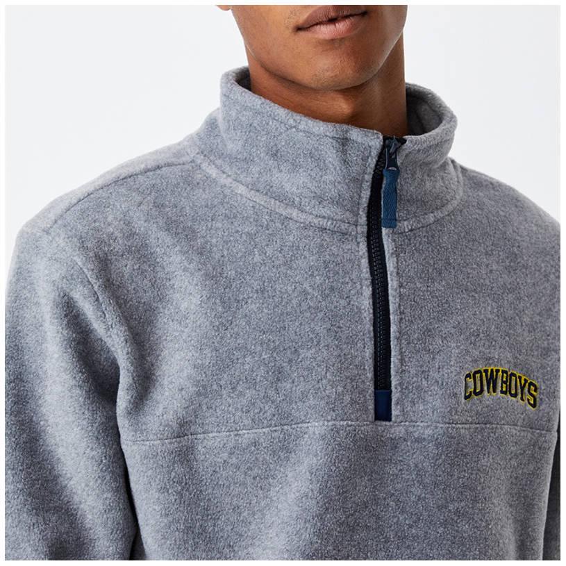 Mens Cotton On Textured 1/4 Zip Jumper3