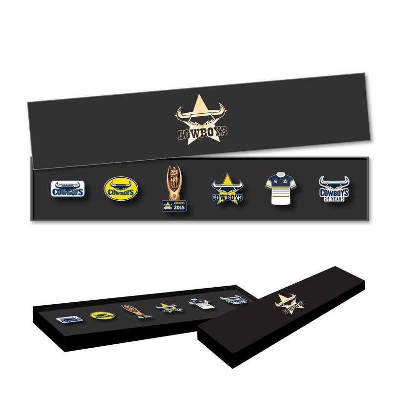 Logo Pin Set0