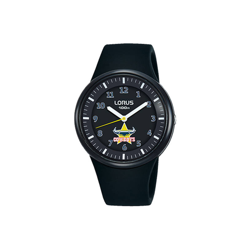 Youth Lorus Rubber Watch0