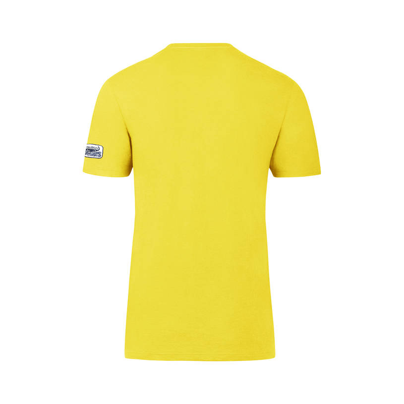 Yellow Fieldhouse Tee1