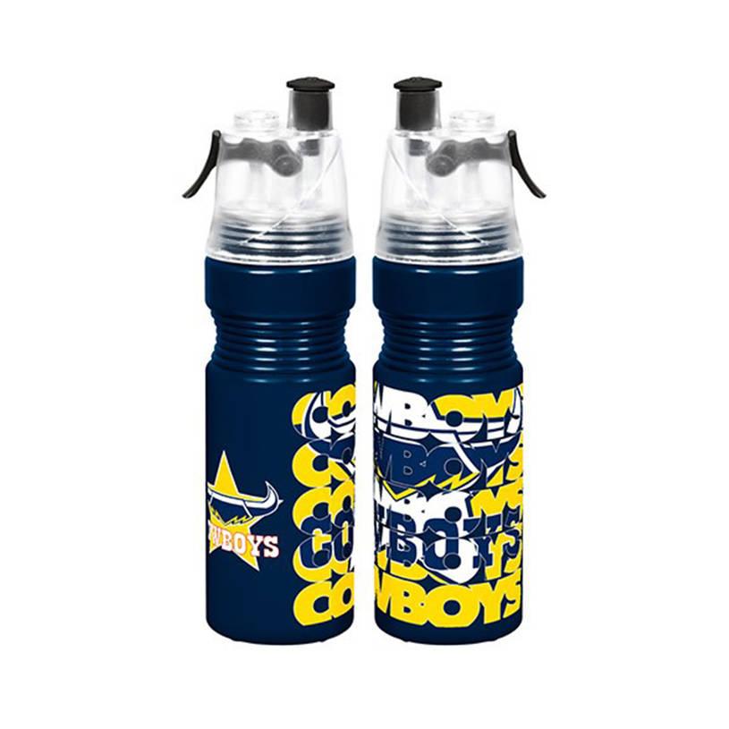 Misting water bottle0