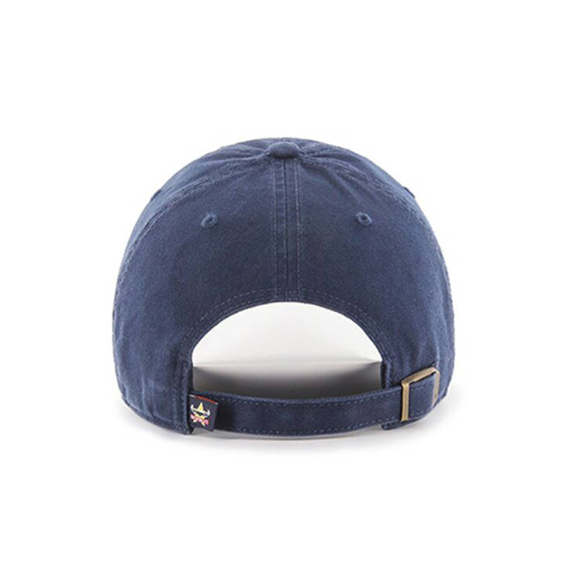 Mens Navy Tonal cap relaxed fit1