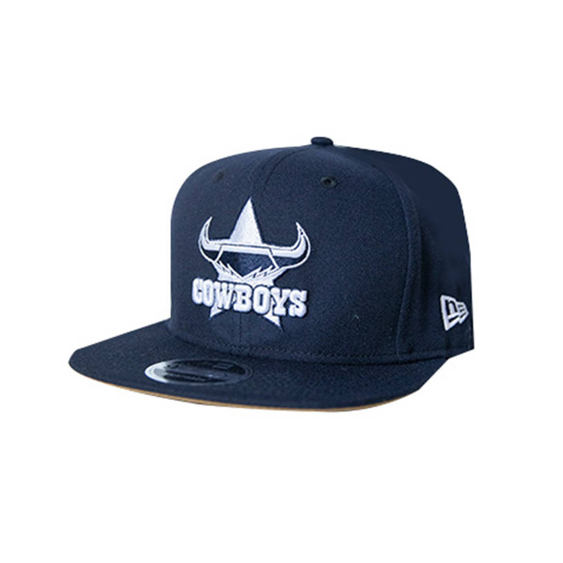 Mens 9Fifty Navy/White Snapback
