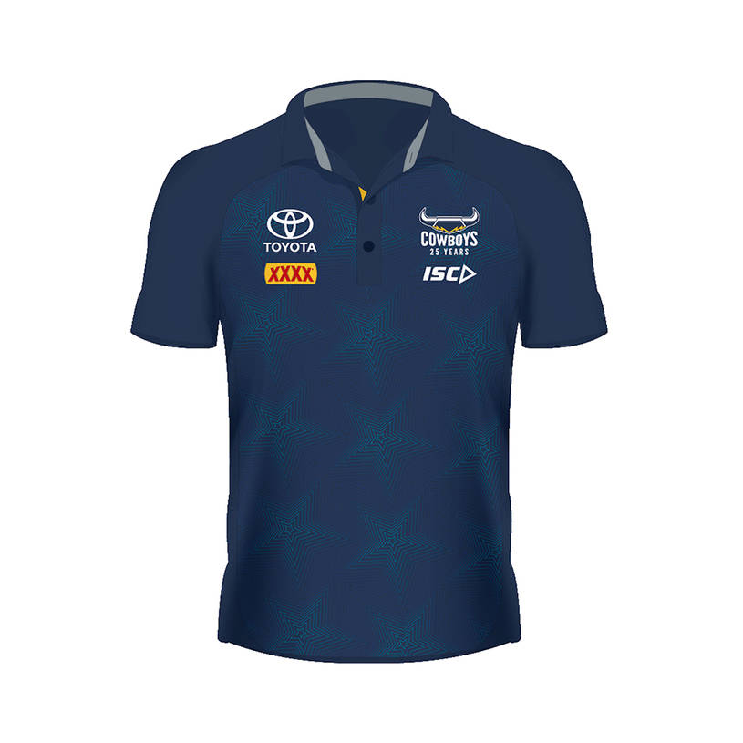 2020 Mens Performance Polo - Navy0