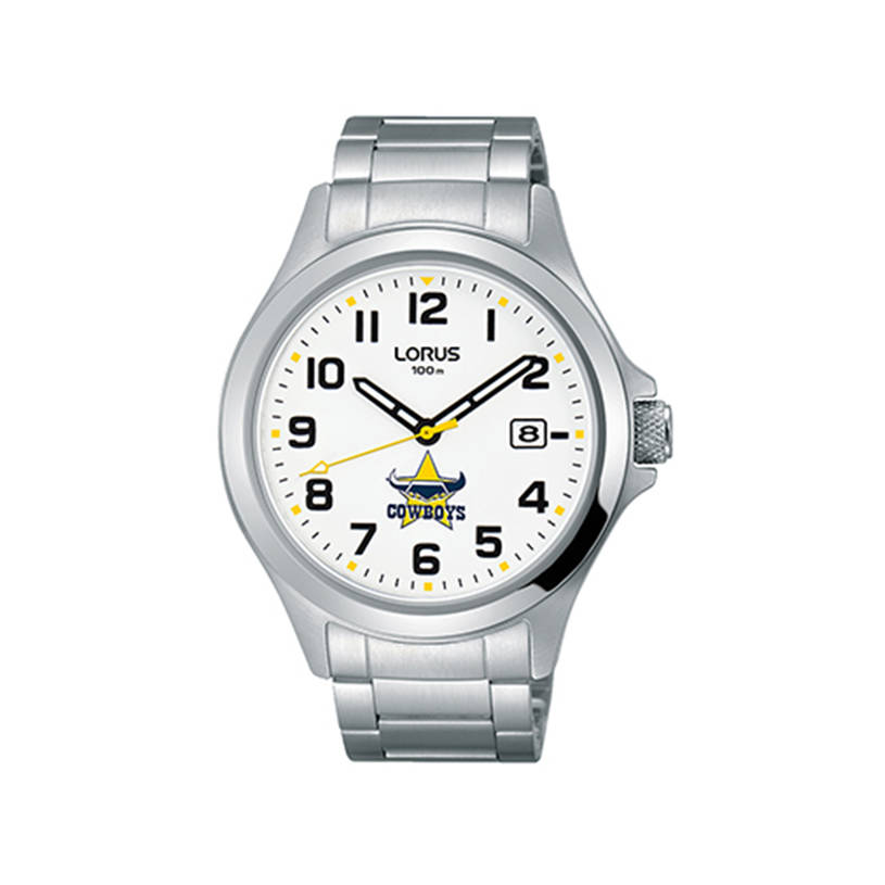 Lorus Mens Dress Watch (White Face)0