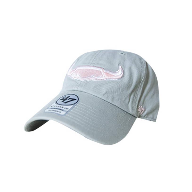 Ladies Grey Clean Up Cap0