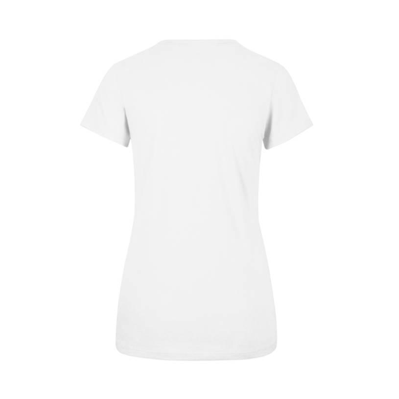 Ladies Brand 47 White Wash Scoop Tee1