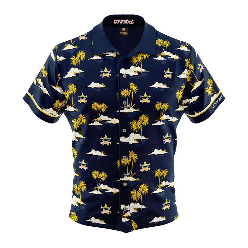 Kids Hawaiian Shirt