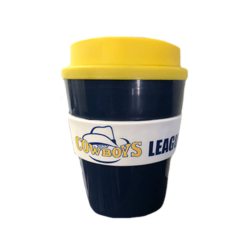 Cowboys Leagues Club Re-Usable Cup0