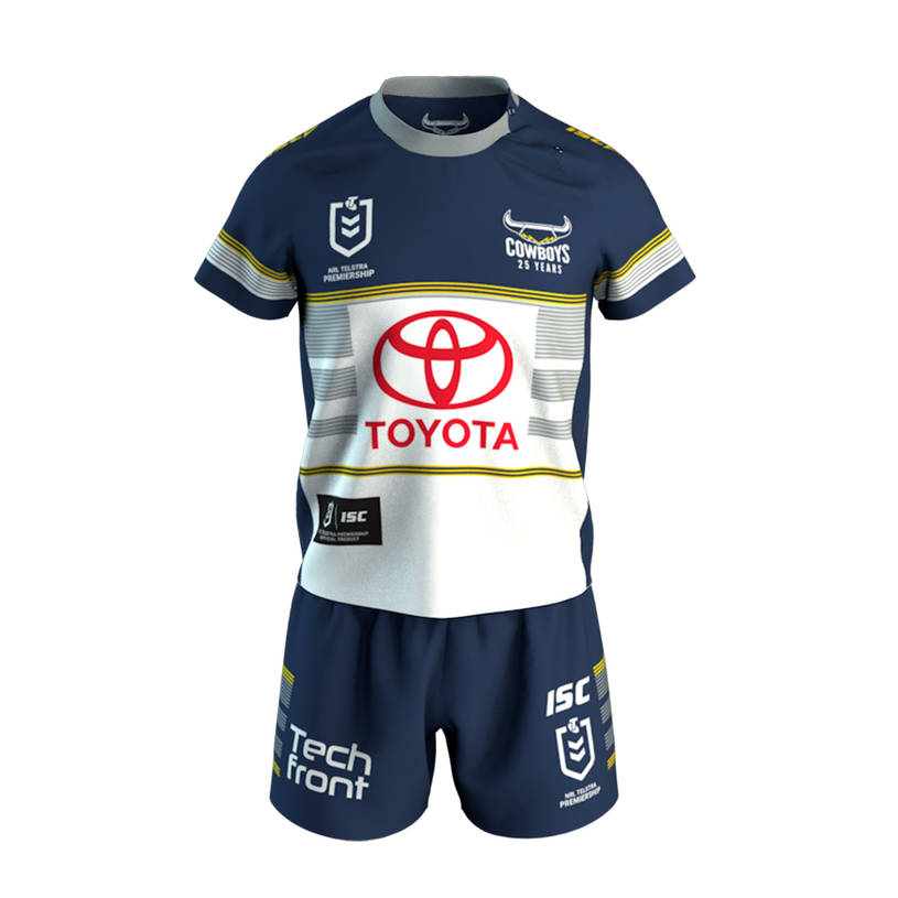 2020 Toddler Home Jersey Set