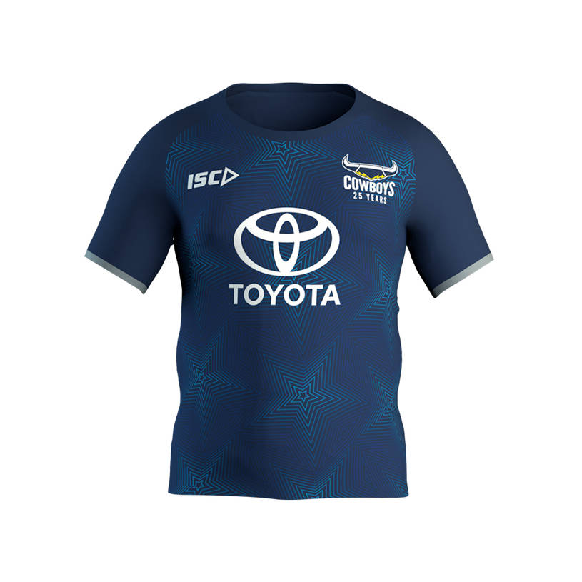 2020 Kids Training Tee - Navy0