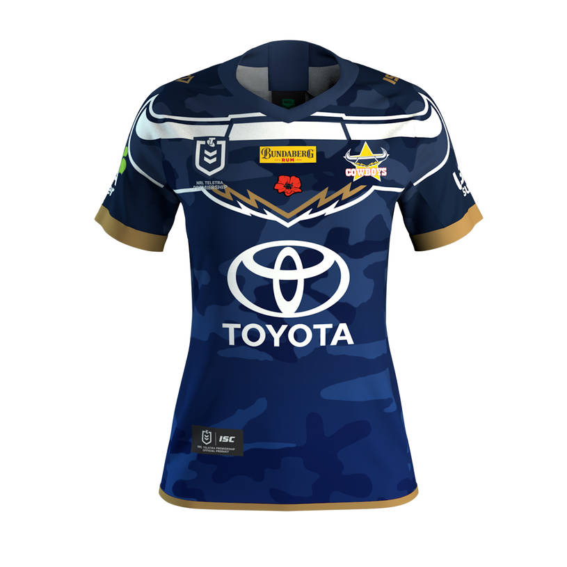2019 Ladies Defence Jersey0