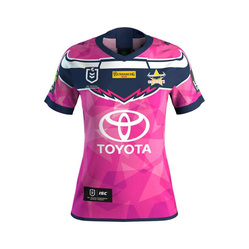 2019 Ladies Women in League Jersey0
