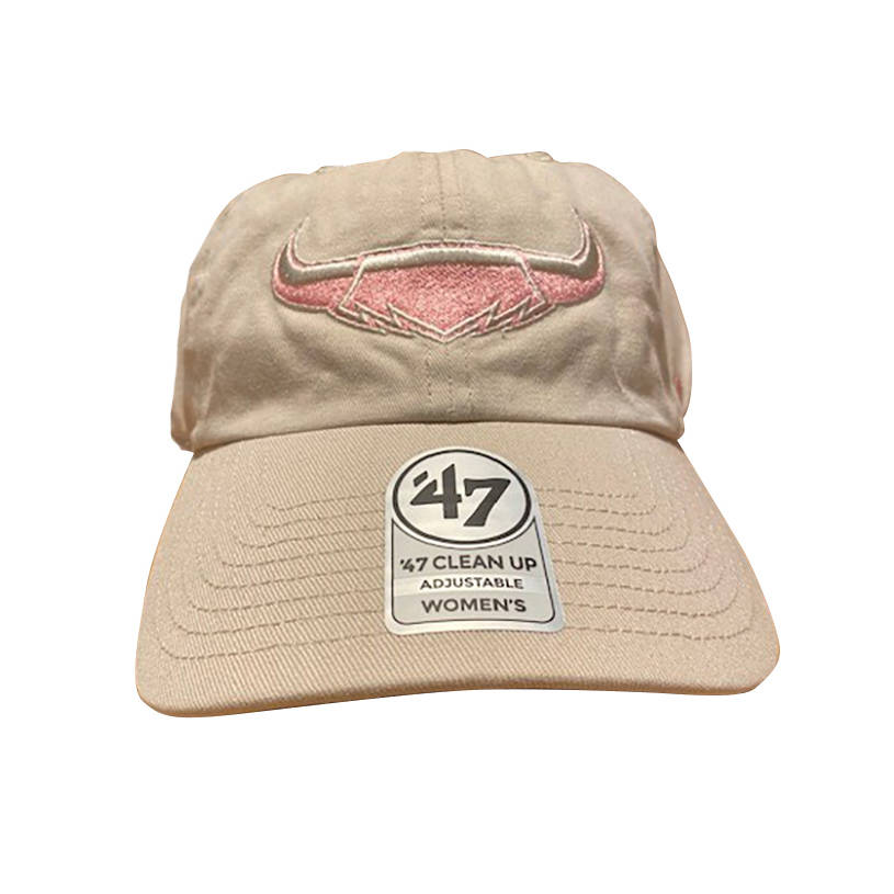 Ladies Clean Up Cap 47 Bone0