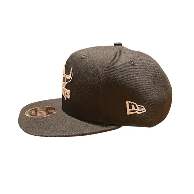 New Era Black/Ivory Cap1