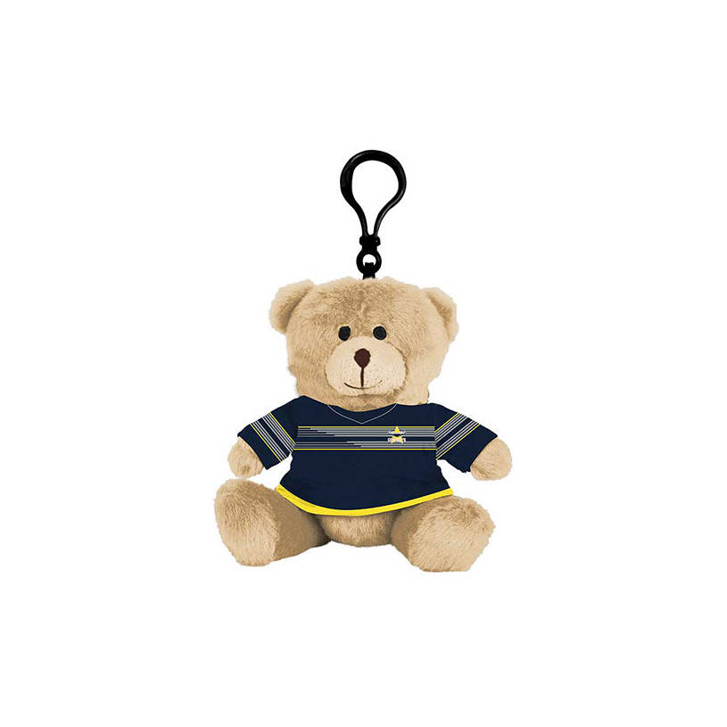 Teddy Bear Bag Tag0